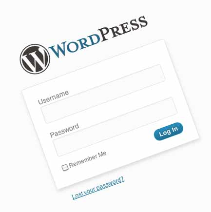 WordPress Admin Redirecting