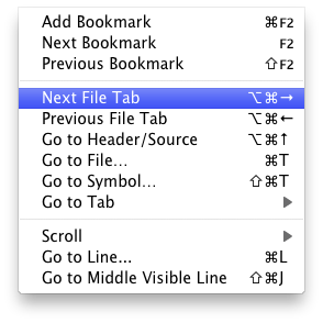 how to create keyboard shortcuts on mac